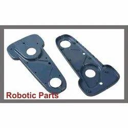 Blue FRP Robotic Parts