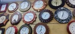 Right Abs Decorative Wall Clock