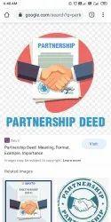Partnership Deed, Pan, Tan, Book Keeping, Professional Tax