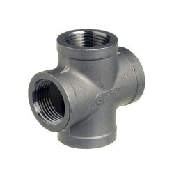 Alloy Steel Threaded Reducing Cross