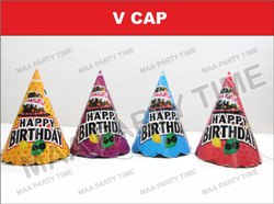 V SHAPE CAP