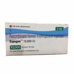 ESPOGEN 10000MG VIAL Erythropoietin