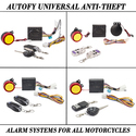 Autofy Anti-Theft Alarm For All Bikes