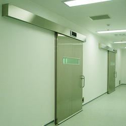 Automatic Operation Theatre Door