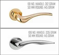 Rose Mortise Handle