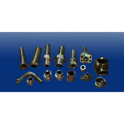 Hydraulic Hose End Fittings Manufacturer From Coimbatore