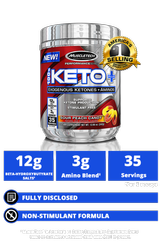 Muscletech Keto Plus Protein Supplement
