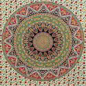 Fabric Tapestry Wall Hanging