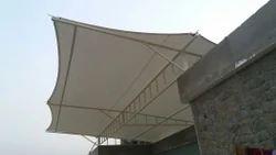 Membrane Entrance Tensile Structure