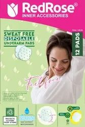 Underarm Sweat Pads, Packaging Size: Free Size