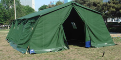 Ripstop PV Canvas / Duck Cotton & Do - Sutti Extendable (4x4 Sq. Mtrs.) Tents