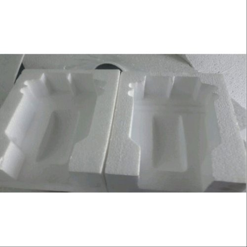 White EPS Thermocol Packaging Material, Thickness: 10-60 mm