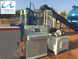 Chirag Semi Automatic Block Machines