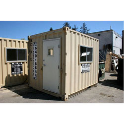 20 Feet Security Office Container