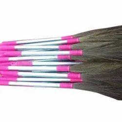 Chrome Grass Broom Pipe