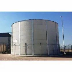 Zinc Aluminum Tanks, Capacity: 5000-10000 L