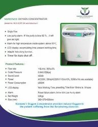 Oxygen Concentrator 5L capacity