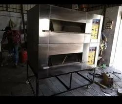 Stainless Steel(SS) Large Commercial Bakery Ovens