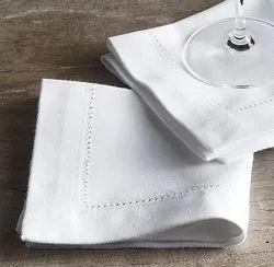 White Cotton Napkin