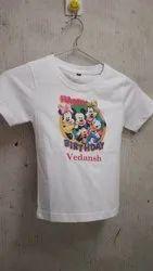 Printed Kids T Shirt