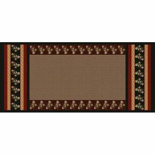 Designer Digital Printed Dupatta Fabric