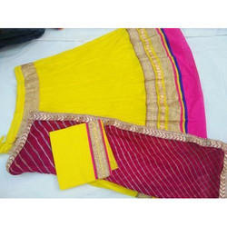 Gotta Patti Salwar Suit