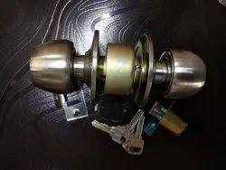 Brass Cylinder Door Lock