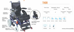 THOR Motorised Wheelchair