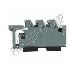 Automatic Offset Printing Machine, For Label Printer