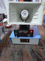 Auto RTC Audio Player, 24V DC /230V AC