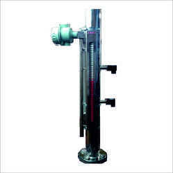 Magnetic Level Gauge with Transmitter