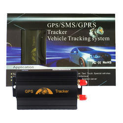GSM-GPS Tracking System