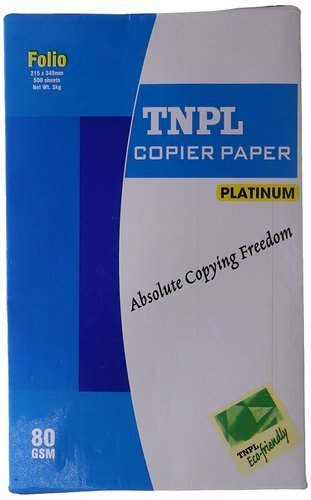 Legal Size Copy Paper At Rs Ream Copy Paper ID - Legal paper