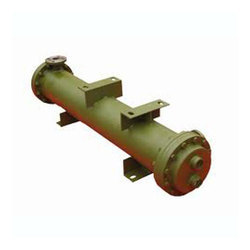 Water Cooled Heat Exchanger, for Hydraulic and Industrial Process