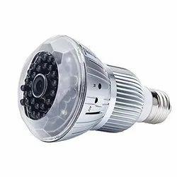 CAM 360 Degree Bulb Wifi CCTV Camera