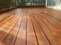 Wooden Deck Flooring Services