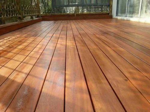 Wooden Deck Flooring Services