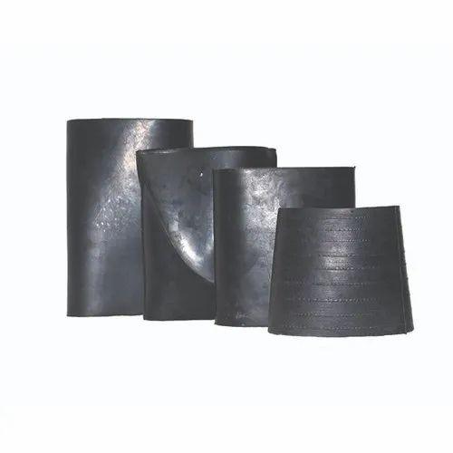 Black Destoner Rubber Bag