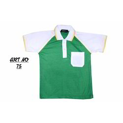 Kids School Polo T Shirt