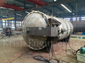 Solid Waste Treatment Autoclave