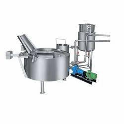 Direct Heat Fryer