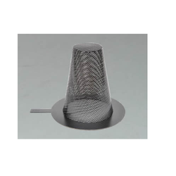 Flat Bottom Conical Strainer