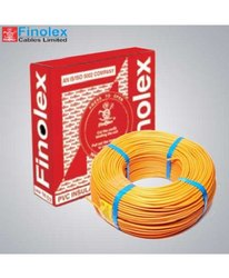 Yellow Finolex Flexible Cable, For House Wiring