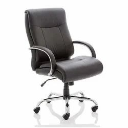 Black Low Back Executive Chairs