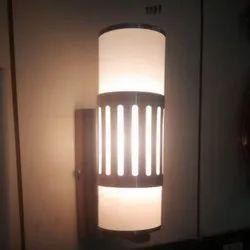 LED Glass Wall Light