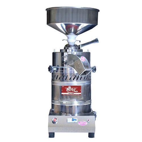 Stainless Steel Domestic Flour Mill