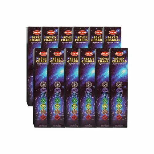 Strawberry Box of Six 20 Gram Tubes HEM Incense OT-SUN