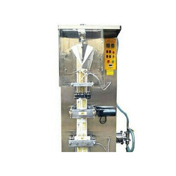 Water Pouch Automatic Packing Machine