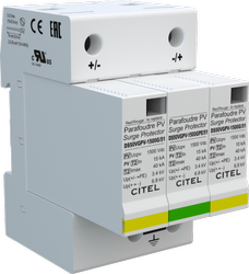 CITEL 1500 Volt DC Type 2 PV Surge Protection Device / SPD