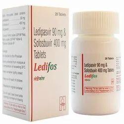 Ledipasvir and Sofobuvir Tablets